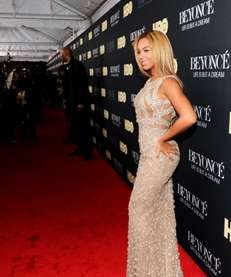Beyonce attends the HBO Documentary Films ?Beyonce: Life