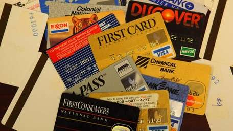Nassau District Attorney's representatives say that credit card