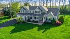 This 6,300-square-foot handicapped-accessible home in Manorville has a