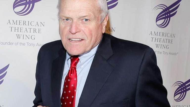 Brian Dennehy attends The American Theatre Wing's 2012