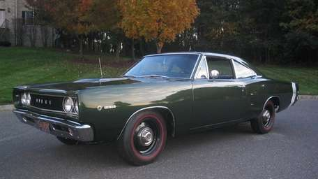 Frank Damiani has owned the 1968 Dodge Super
