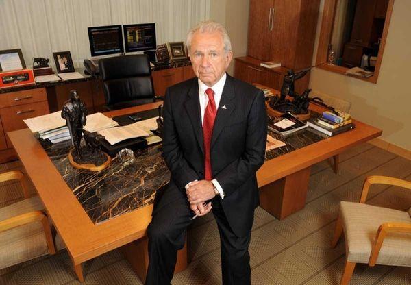 Veteran Long Island banker John Kanas is preparing