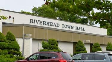 Riverhead Town Hall in Riverhead on June 5,