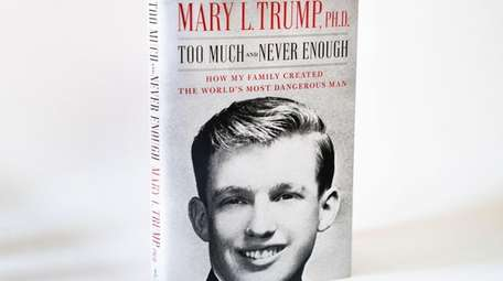 Mary L. Trump's book about her uncle President
