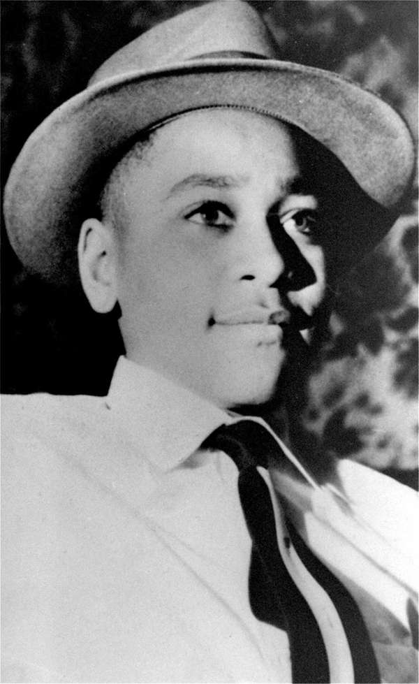 Emmett Till, a 14-year-old Chicago boy who was