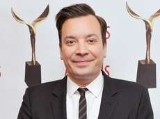 Jimmy Fallon's new children's book is based on