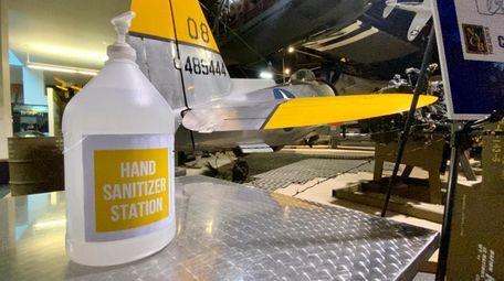 The Cradle of Aviation Museum in Garden City,