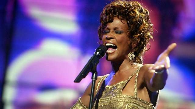 Whitney Houston is one of this year's inductees