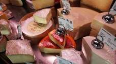 A selection at C'est Cheese in Port Jefferson.