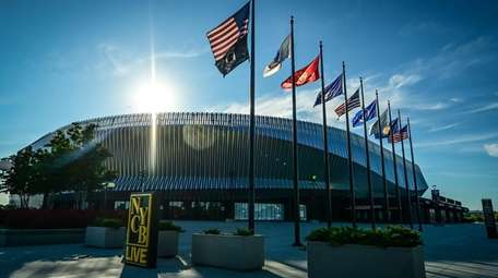 The NYCB Live / Nassau Veterans Memorial Coliseum