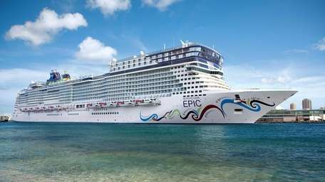 Positioning cruises in spring are trans-Atlantic sailings from