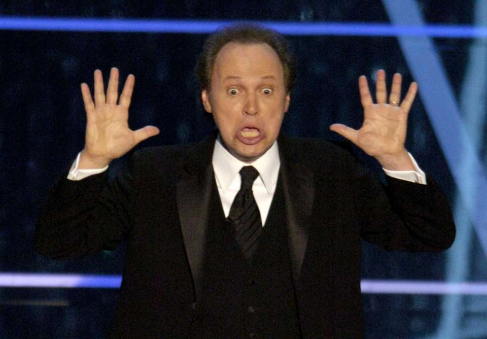 Billy Crystal hosted the 76th Academy Awards in