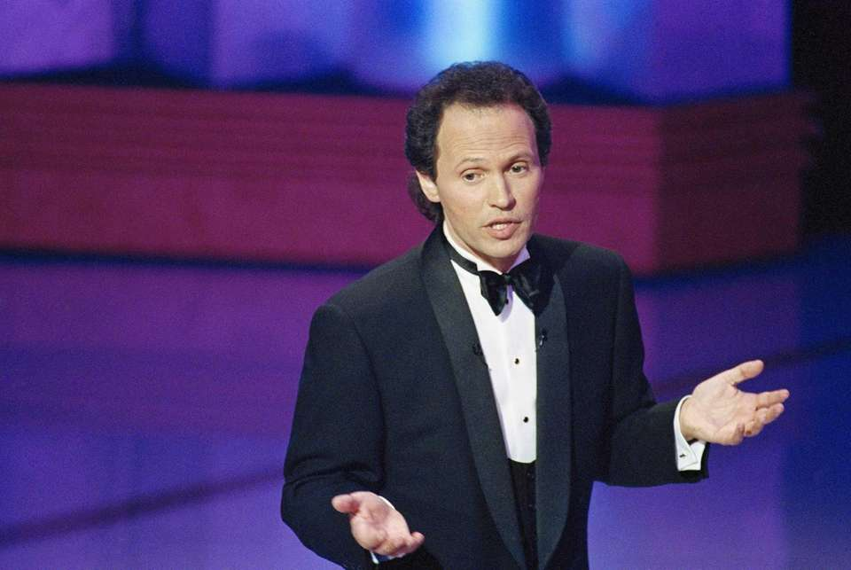 Billy Crystal's first Oscar-hosting gig was for the