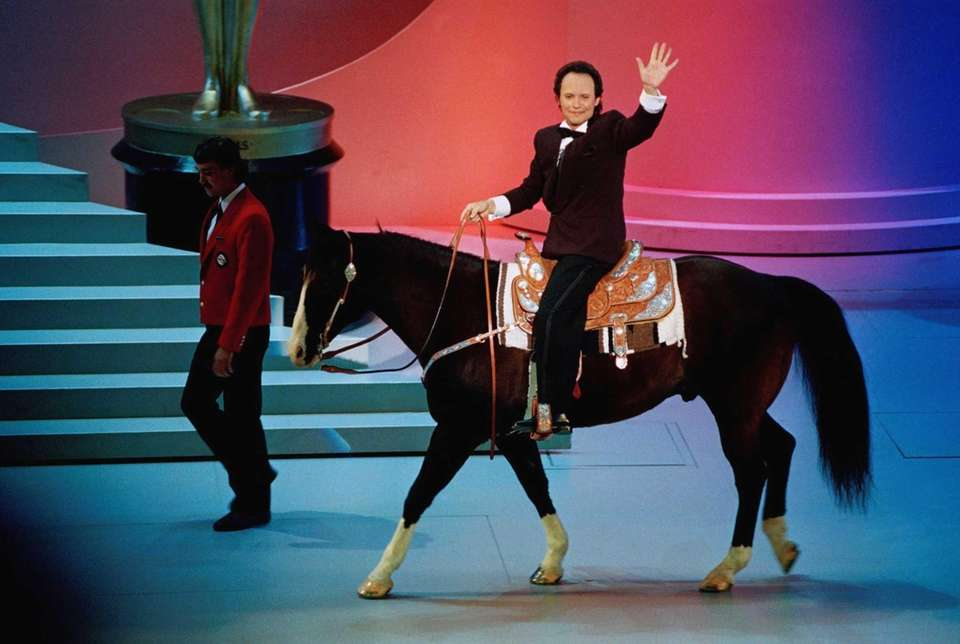 Billy Crystal hosted the 63rd Academy Awards in