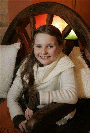 At age 10, Abigail Breslin was nominated for