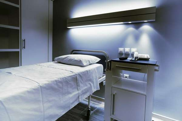 A patient in which NYC hospital was suspected