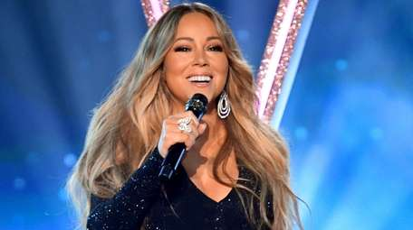 Mariah Carey also will do the recording of