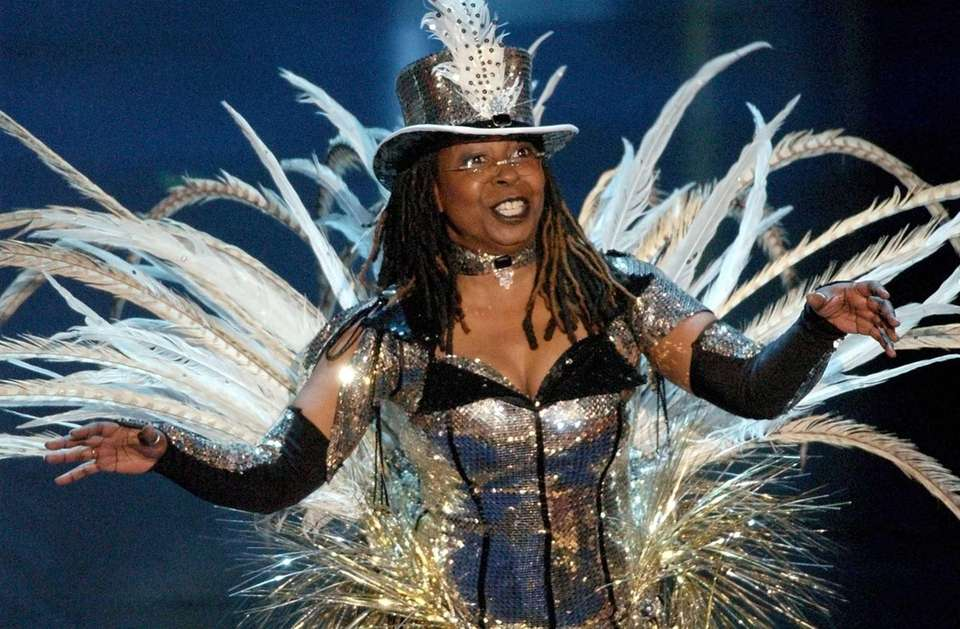 Whoopi Goldberg hosted the 74th Academy Awards in