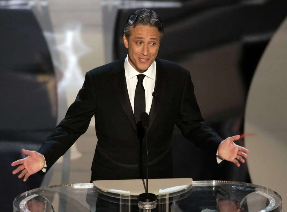 Jon Stewart hosted the 78th Academy Awards in