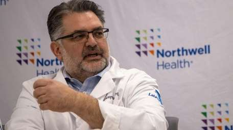 Northwell Health has been an exception on turnaround