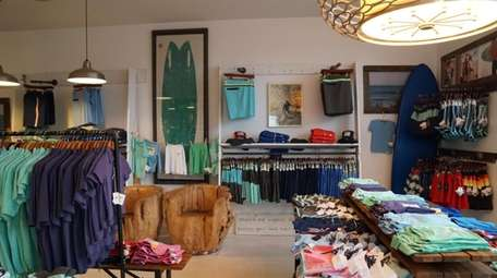 Greenlines, at 732 Montauk Hwy,, in Montauk, is