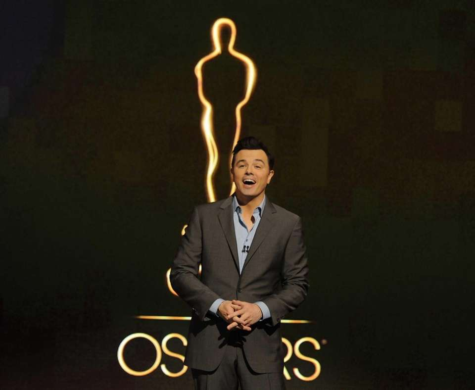 Seth MacFarlane hosted the 85th Academy Awards for