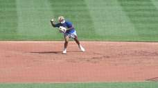See the scenes from Citi Field as the