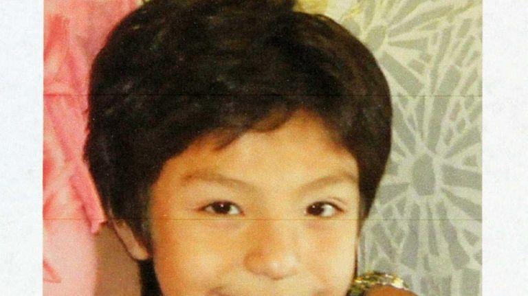 Fernando Garcia Rodriguez, 8, died in a Hempstead
