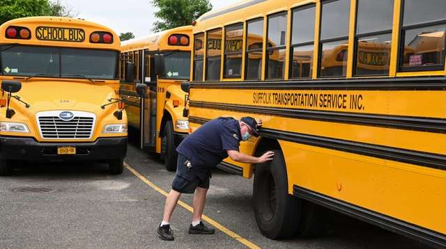 Districts Bus Companies Must Figure Out How To Safely Get Kids To From School Newsday
