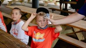 A glimpse inside Park Shore Country Day Camp,