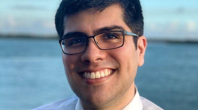 Roberto Jimenez Rivera, a school committee member in