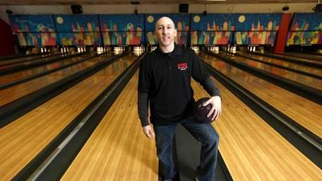 Mike D'Ambrosio, operations manager at Baldwin Bowl, says