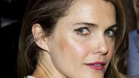 Keri Russell attends the Jan. 26, 2013, premiere