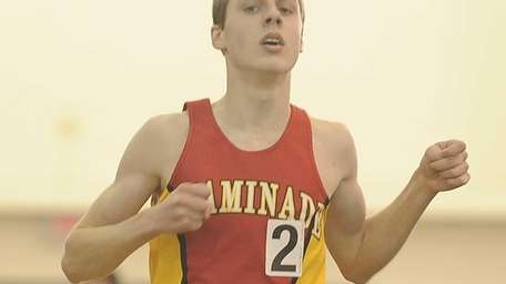 Chaminade's Thomas Slattery places first in the boys