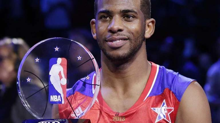 The West's Chris Paul of the Los Angeles