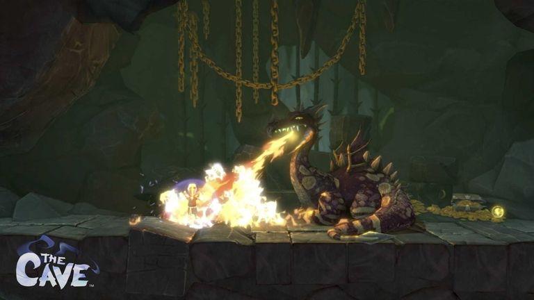 A screenshot Sega's new release,