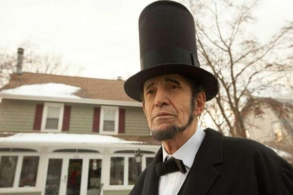 "You can still see the movie ""Lincoln,"" playing"