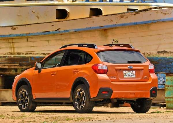 Like the former Outback Sport, the 2013 Subaru