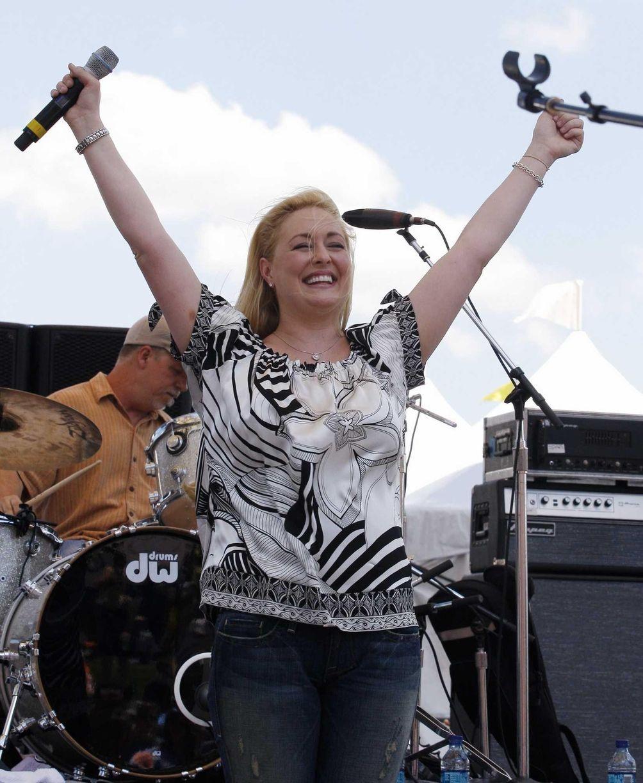 Mindy McCready's 1996 album