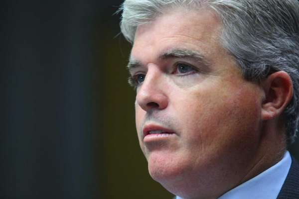 Suffolk County Executive Steve Bellone will use his