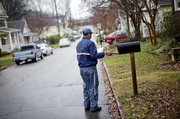 Michael McDonald, a Postal Service letter carrier for