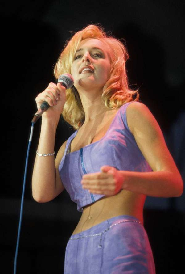 Multi-platinum selling country music singer Mindy McCready.