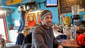 Gregg Lapenna, 43, co-owner of The Whale's Tale,