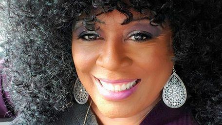 Blues and gospel singer Anita White, known as