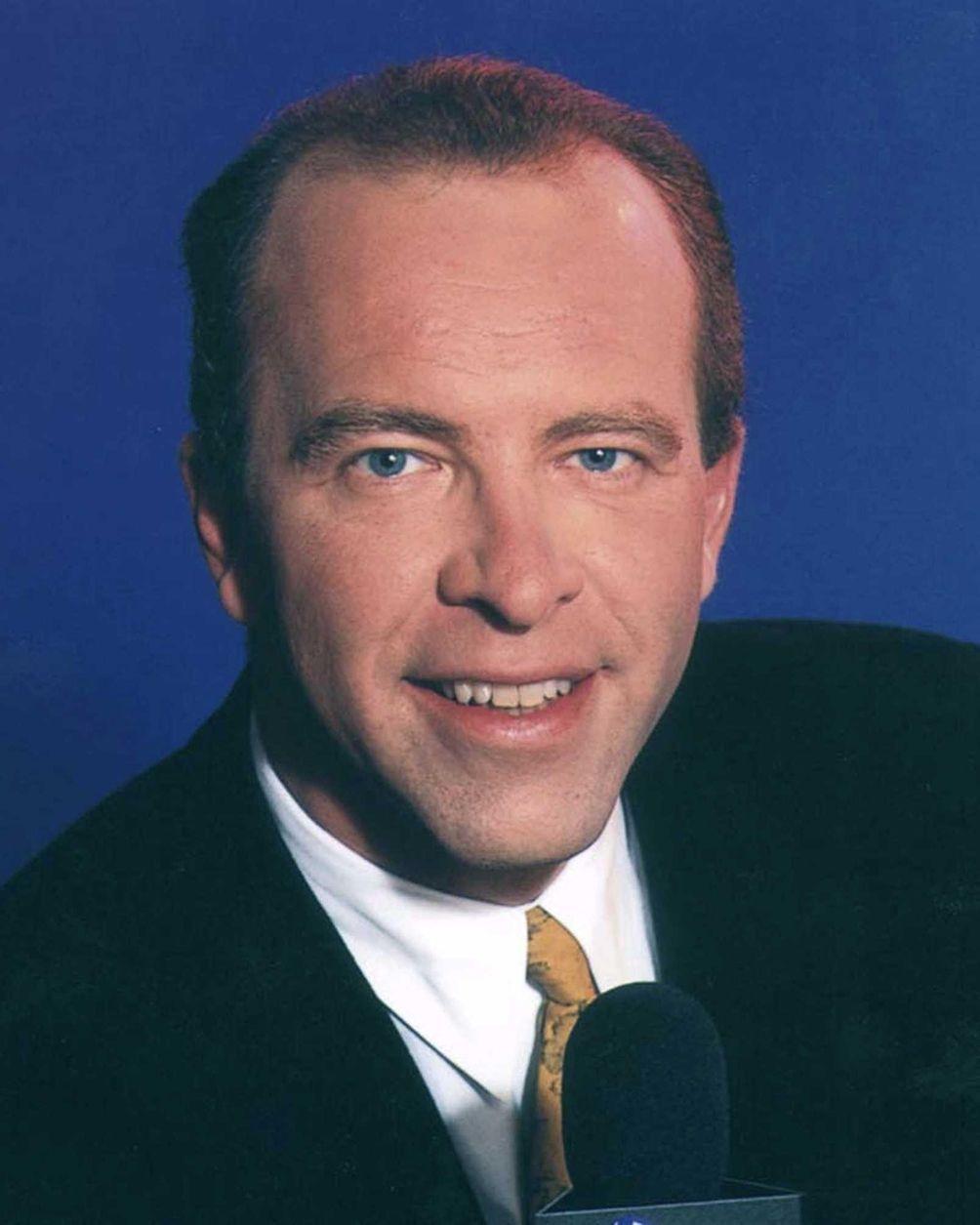 Emmy-award winning MSG sports broadcaster/TV host Al Trautwig