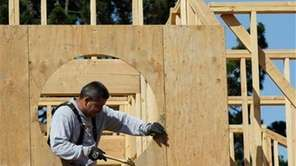 A house in California under construction more than