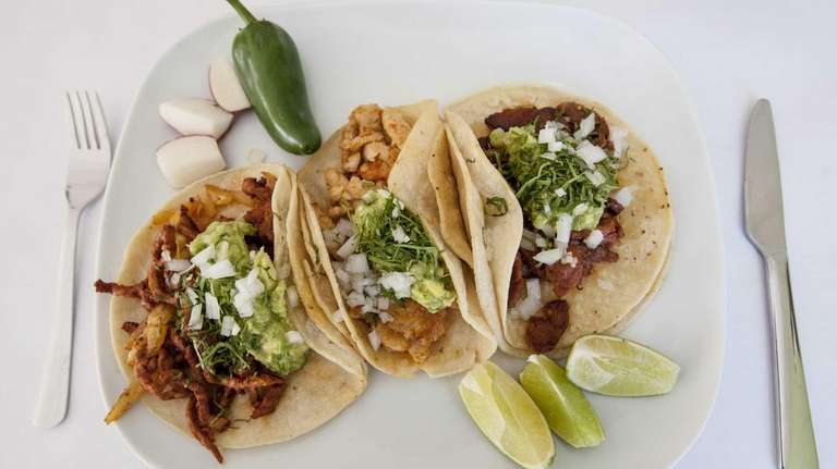 The foundation of Cinco de Mayo's tacos: house-made