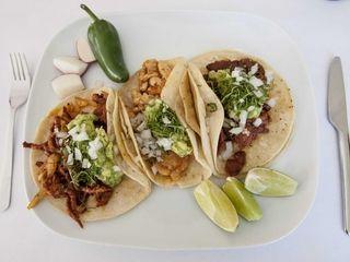 The foundation of Cinco de Mayo's tacos: house-made
