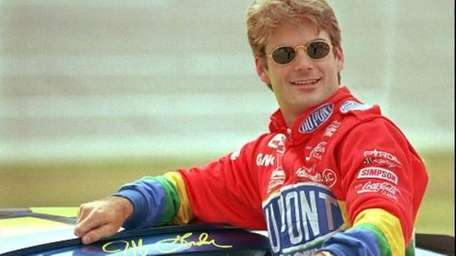 1995: JEFF GORDON Car: No. 24 Chevrolet Monte