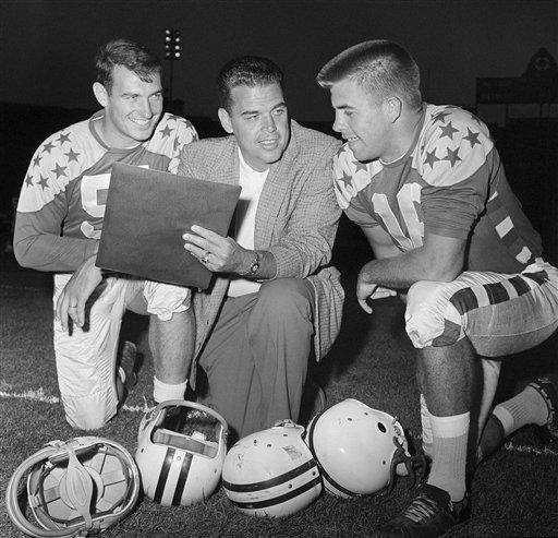 1958: KING HILL, QB, Chicago Cardinals In 1959,